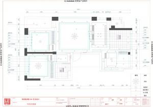 2018.05.17香樟园2幢1506平面-布局1